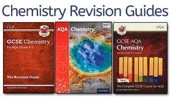 GCSE Chemistry Revision Guides